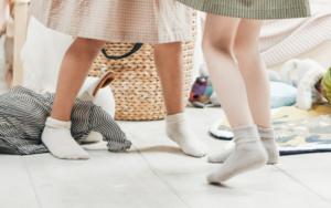 子供の足の特徴